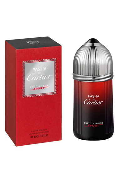 Pasha De Cartier Edition Noire Sport Edt 3.4oz Spray