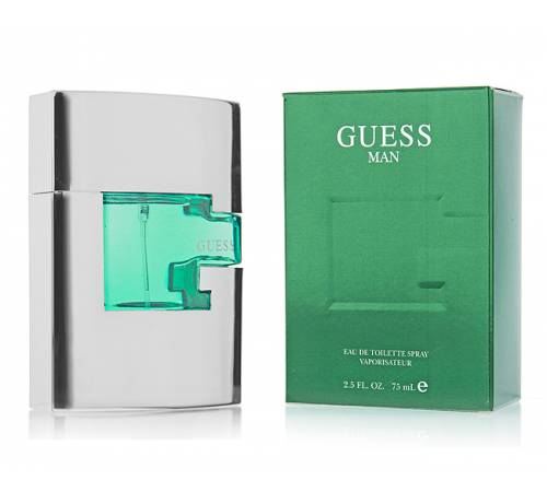 Guess For Men Edt 2.5oz Spray
