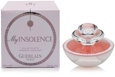 Guerlain My Insolence Women Edt 3.4oz Spray