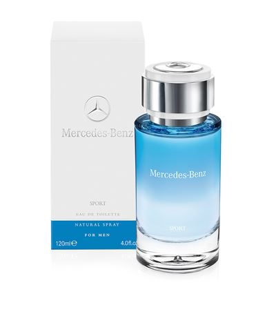 Mercedes-Benz Sport Men Edt 4oz Spray