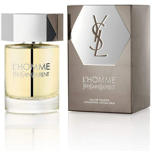 Ysl L'Homme Edt 3.4oz Spray