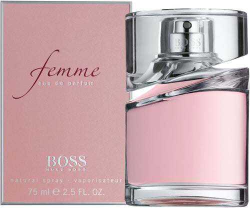 Hugo Boss Femme Edp 2.5oz Spray