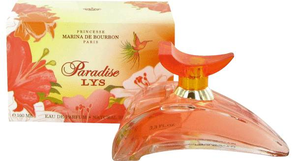 M.Bourbon Paradise Lys 3.4oz Spray