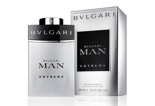 Bvlgari Man Extreme Edt 3.4oz Spray