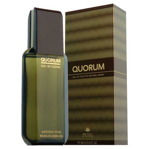 Puig Quorum Men Edt 3.4oz Spray