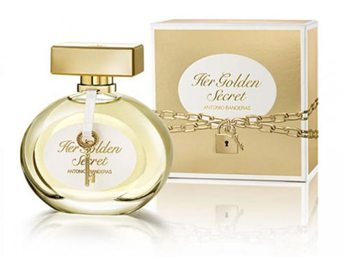 Her Golden Secret Edt 2.7oz Spray