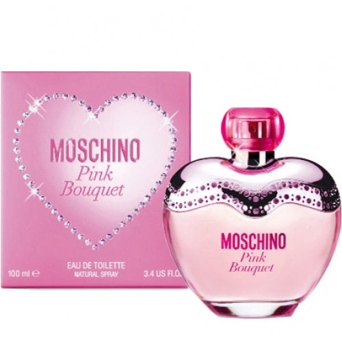 Moschino Pink Bouquet Edt 3.4oz Spray