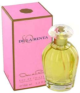 So De La Renta For Women Edt 3.4oz Spray