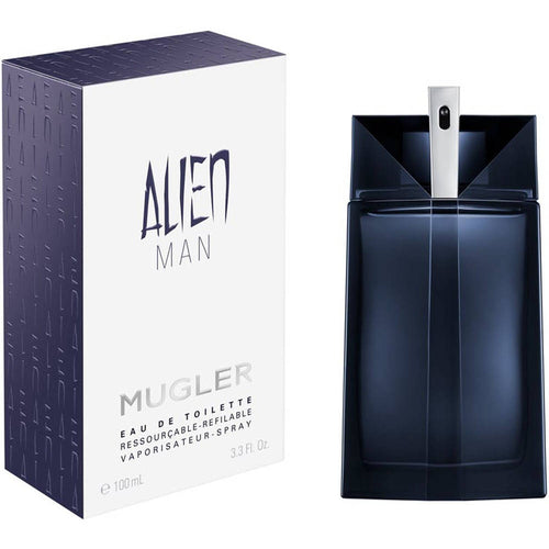 Alien Man Edt 3.4oz Spray Refillable