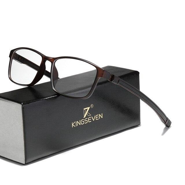 KINGSEVEN™ - 2021 TR90 Transparente Fashion Brille