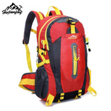 Brand 40L Outdoor Mountaineering Backpack Hiking Camping Waterproof Nylon Travel Bags B1#W21