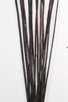 Natural River Cane 6 Ft, Expresso, Pack of 20