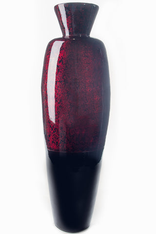 Kaylor Lacquer Floor Vase