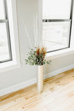 Curly Willow Branches | White