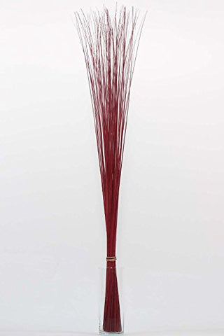 Whispies Nearly 5 ft Tall (57'' Stems) Tall - Red