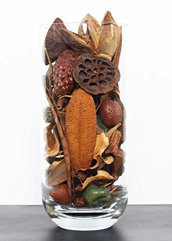 River Mix Natural Pods, Large Pack 12oz (Glass vase Not Included)