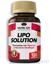 brucia grassi lipo solution nutrijoy nutri joy integratore