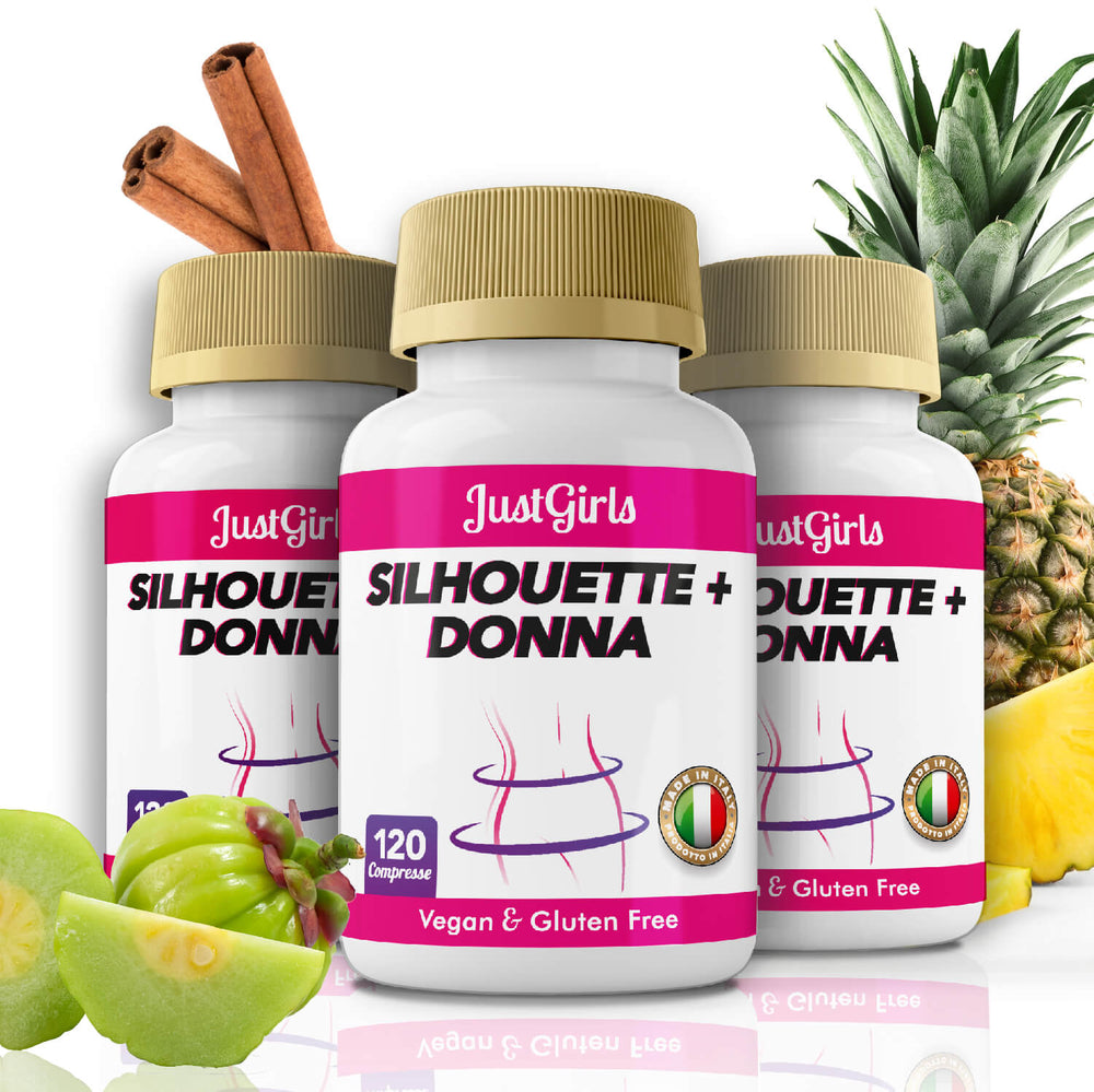Silhouette + Donna -  Torna in Forma!!