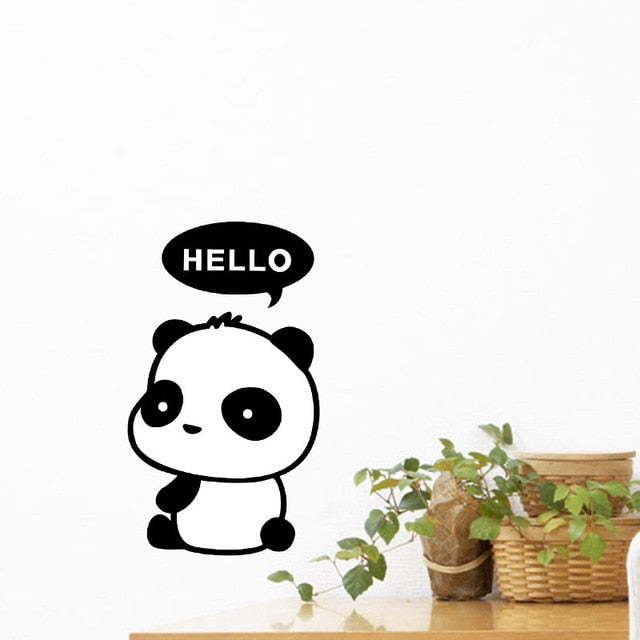 Cute Cats Wall Sticker