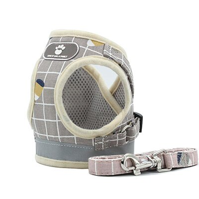 No Pull Small Dog Harness and Leash Set