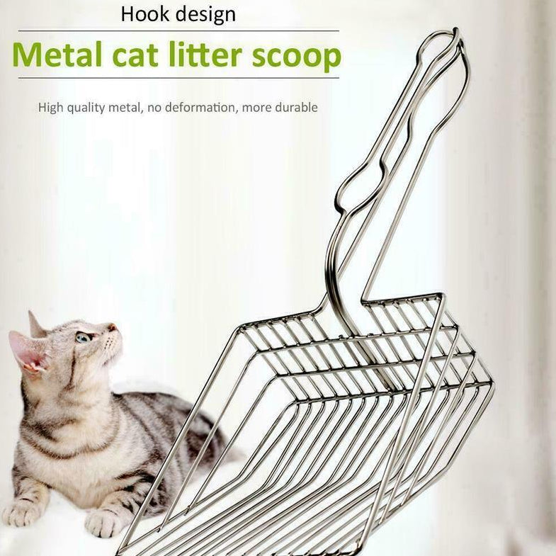 Stainless Steel Cat Litter Tool