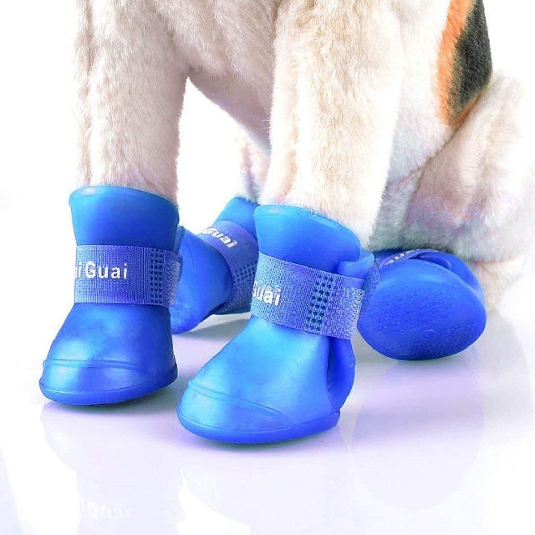 Waterproof Non-slip Dog Shoes