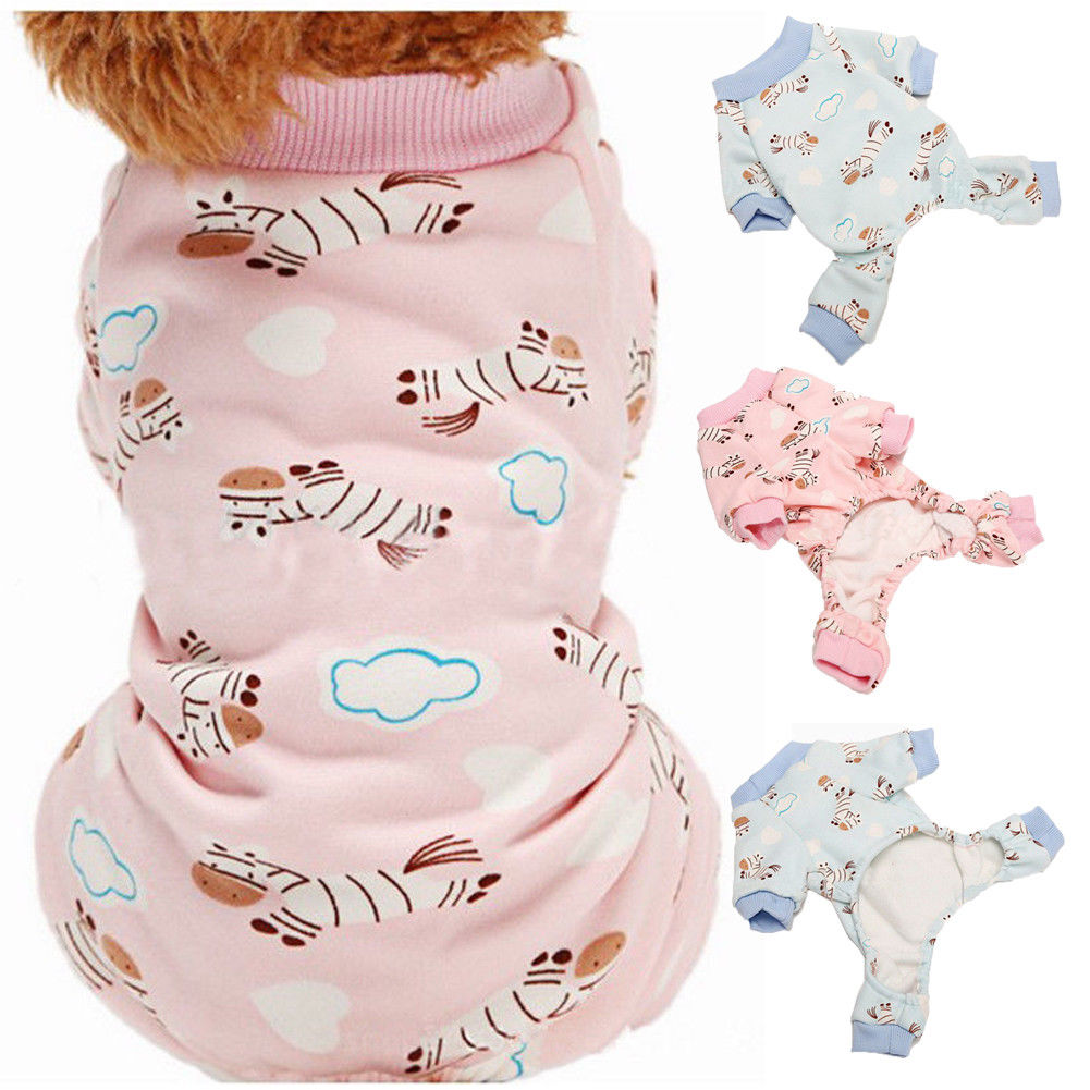 Dog Cotton Pajamas