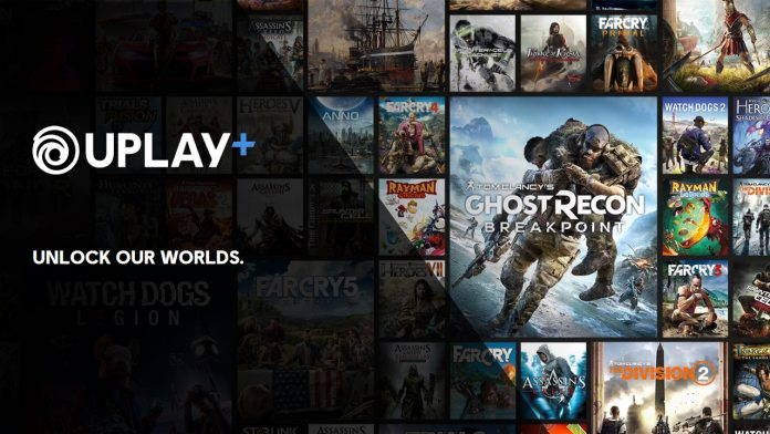 See the Collection of Games to be Included in Uplay Plus