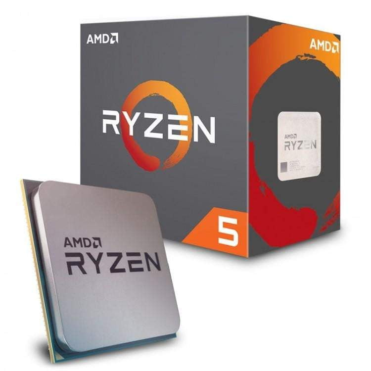 AMD Ryzen 5 Six Core 2600X 4.00GHz (Socket AM4) Processor - Retail - WMTech - Buy Components | Gaming PC | Enterprise Solutions