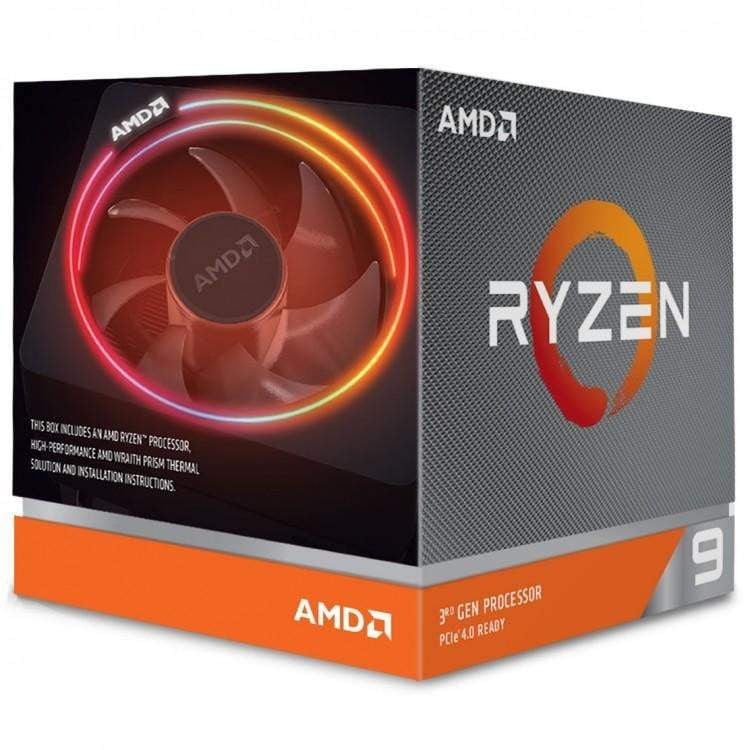 AMD Ryzen 9 3900X Twelve Core 4.6GHz (Socket AM4) Processor - WMTech - Buy Components | Gaming PC | Enterprise Solutions
