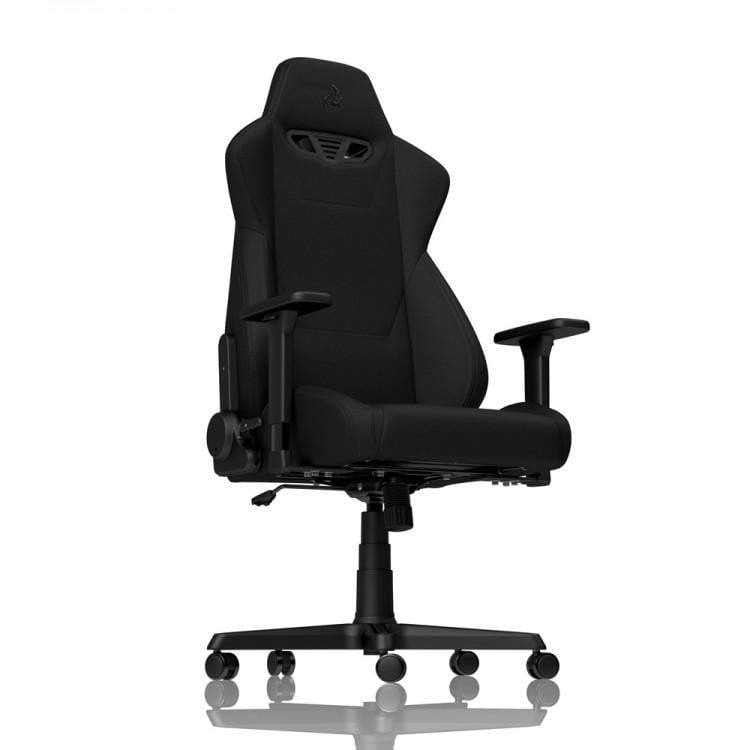 Nitro Concepts S300 Fabric Gaming Chair - Stealth Black - WMTech - Buy Components | Gaming PC | Enterprise Solutions