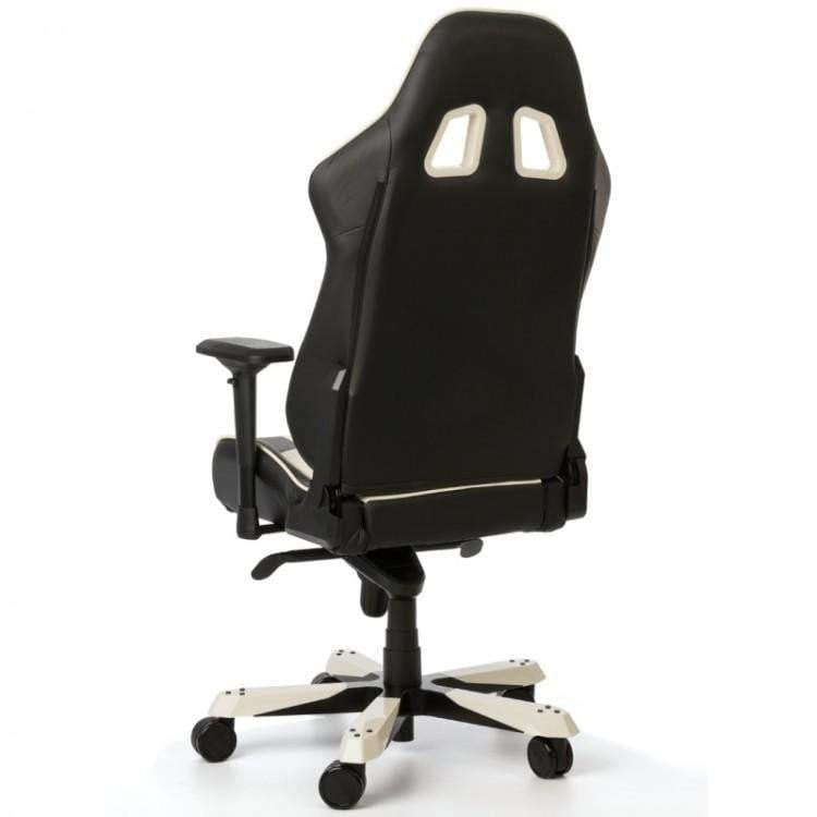 DXRacer King Series Gaming Chair - Black/White K06-NW - WMTech - Buy Components | Gaming PC | Enterprise Solutions