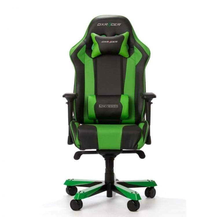 DXRacer King Series Gaming Chair - Black/Green K06-NE - WMTech - Buy Components | Gaming PC | Enterprise Solutions