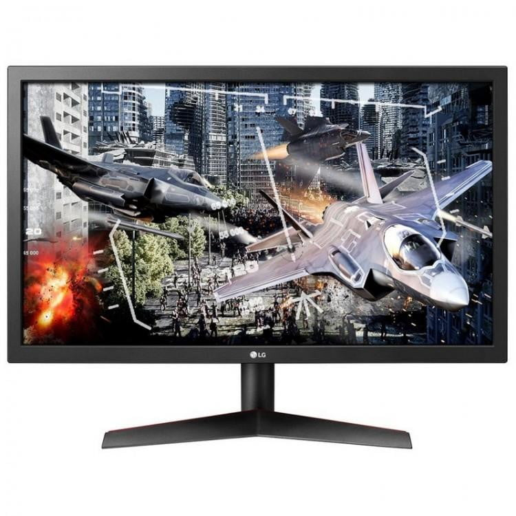 "LG 24GL600F-B 24"" 1920X1080 TN 144HZ 1MS FREESYNC WIDESCREEN LED GAMING MONITOR"