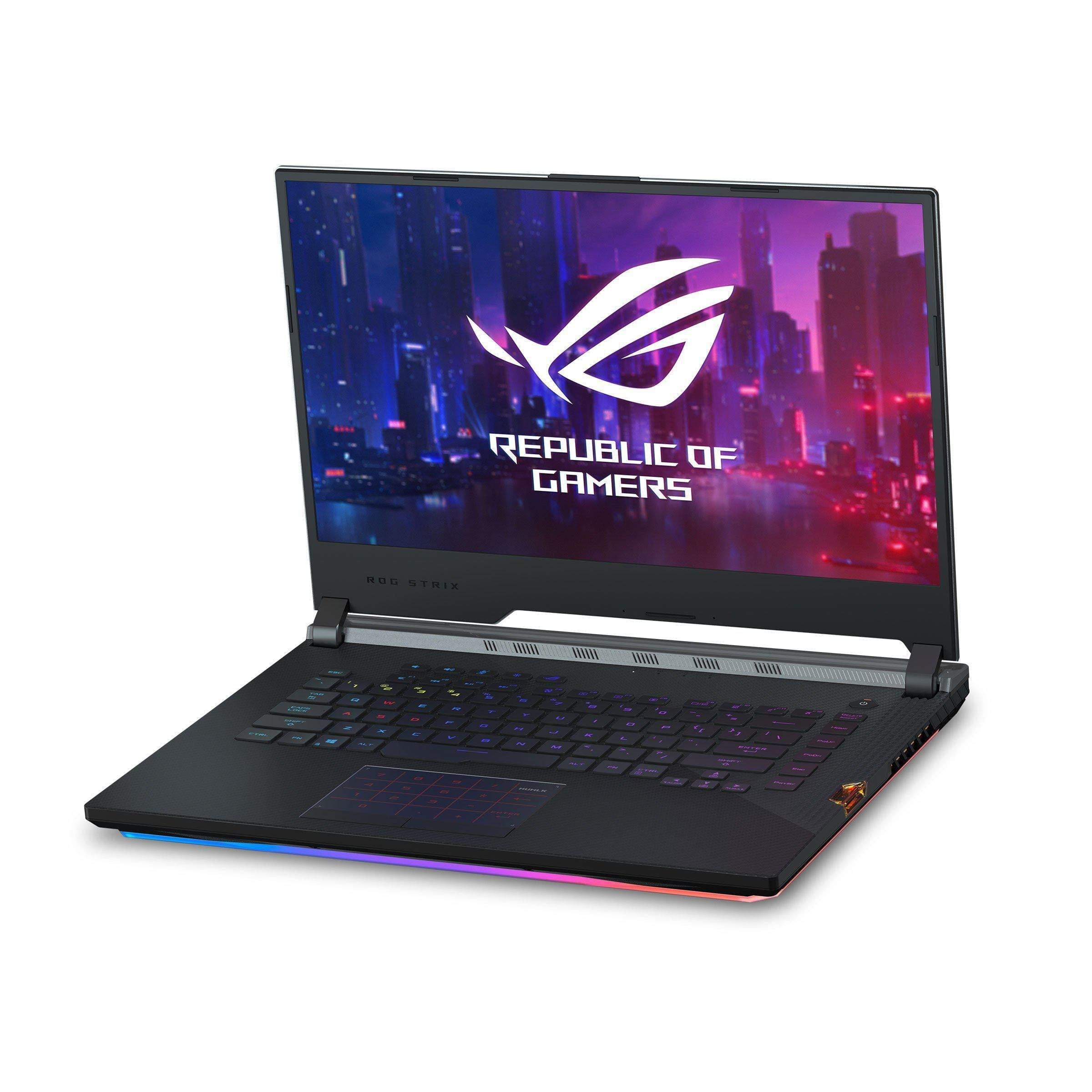 "ASUS ROG STRIX SCAR G531GW NVIDIA RTX 2070 16GB 15.6"" 240Hz i7-9750H Gaming Laptop - WMTech - Buy Components 