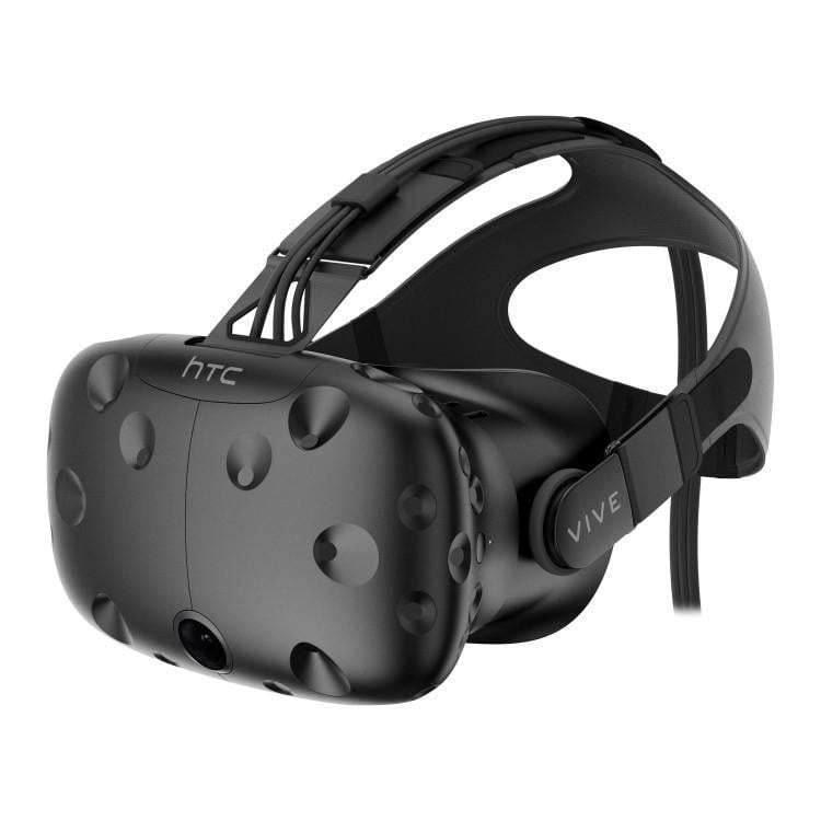 HTC VIVE VR Headset Bundle - Includes Controllers (99HALN063-00) - WMTech - Buy Components | Gaming PC | Enterprise Solutions