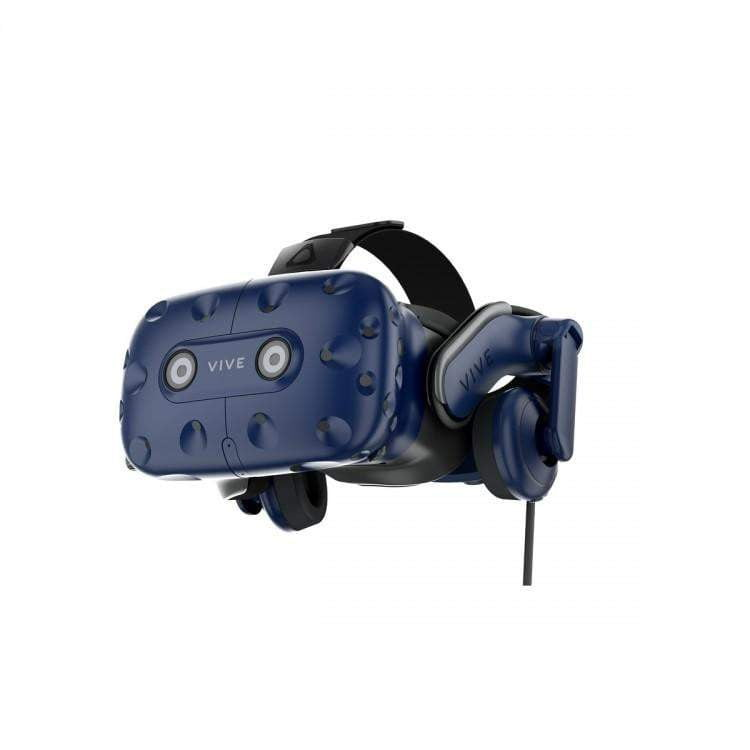 HTC VIVE PRO Full Kit - HD VR Headset Updated Controllers and 2.0 Base Stations Bundle - WMTech - Buy Components | Gaming PC | Enterprise Solutions