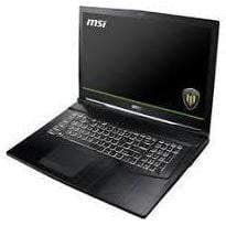"MSI WE73 Quadro P2000 17.3"" 120Hz Intel I7-8750H 16GB DDR4 Mobile Workstation - WMTech - Buy Components 