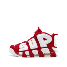 "Load image into Gallery viewer, Air More Uptempo </br> Supreme ""Suptempo"" Red"