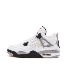 Load image into Gallery viewer, Jordan 4 Retro OG </br> White Cement