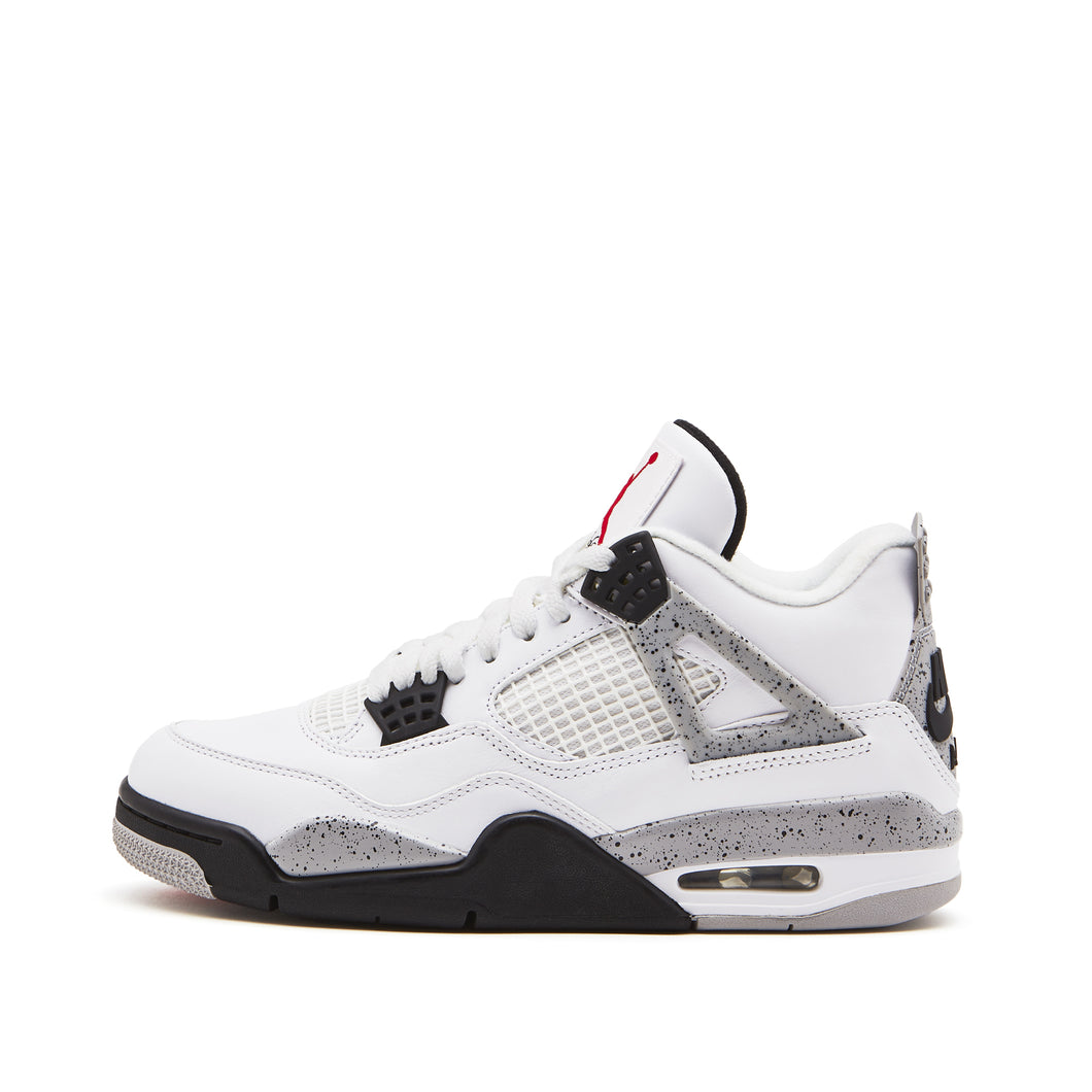Jordan 4 Retro OG </br> White Cement