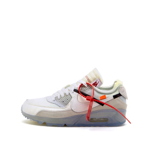 Air Max 90 </br> OFF-WHITE White