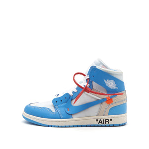 Jordan 1 Retro High </br> OFF-WHITE UNC