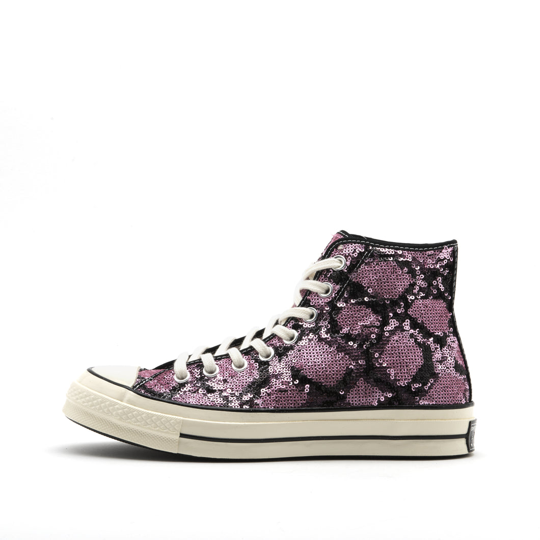 Chuck 70 Hi Light </br> Snake Sequins