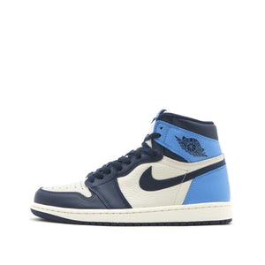 Jordan 1 Retro High </br> Obsidian UNC