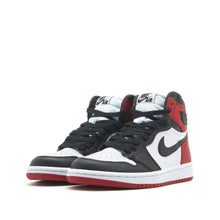 Load image into Gallery viewer, Jordan 1 Retro High </br> Satin Black Toe (W)
