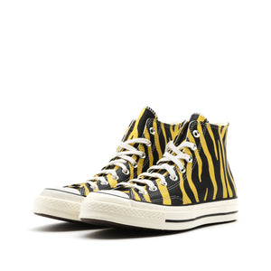 Chuck 70 Leather </br> Archive Prints High Top