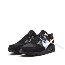 Load image into Gallery viewer, Air Max 90 </br> OFF-WHITE Black