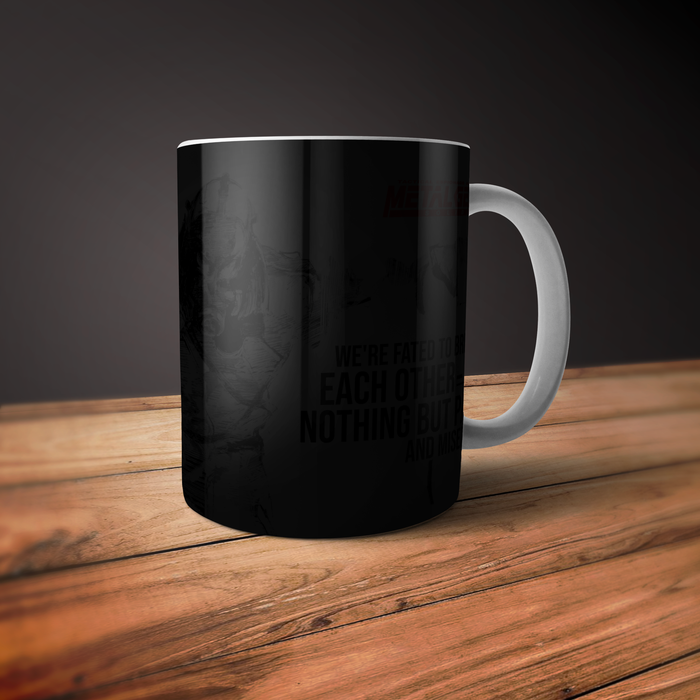 Psycho Mantis Magic Mug