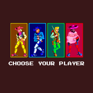 Choose Your Player T-Shirt